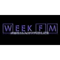 Logo de la radio Week-FM Electro