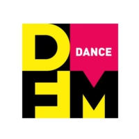 Logo of radio station DFM 101.2