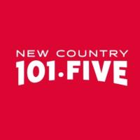 Logo of radio station WKHX-FM New Country 101-FIVE