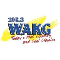 Logo de la radio 103.3 WAKG