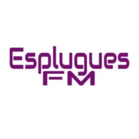 Logo of radio station Esplugues FM