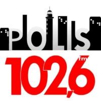 Logo of radio station Polis 102,6