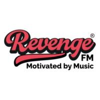 Logo of radio station Revenge FM