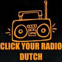 Logo of radio station Click Your Radio Dutch