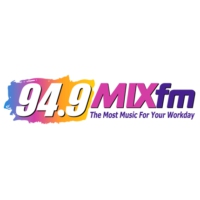 Logo of radio station KMXZ 94.9 MIXfm