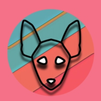Logo of radio station SPACE DOGS RADiO