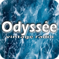Logo of radio station Odyssée vintage radio