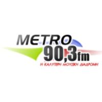 Logo of radio station Metro FM 94.2
