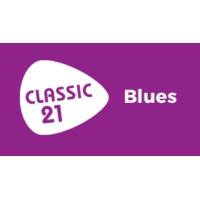 Logo de la radio Classic 21 - Blues (RTBF)