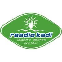 Logo of radio station Raadio Kadi