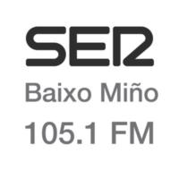 Logo of radio station SER Baixo Miño