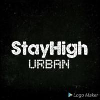 Logo of radio station STAYHIGH URBAN RADIO