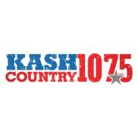 Logo de la radio KASH Country 107.5
