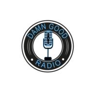 Logo of radio station Damn Good Music Radio