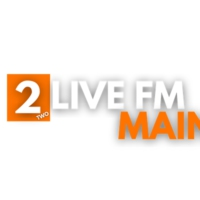 Logo of radio station 2LiveFM
