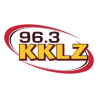 Logo of radio station KKLZ 96.3FM