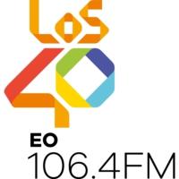 Logo of radio station LOS40 Eo