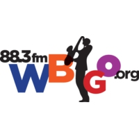 Logo of radio station WBGO Jazz 88.3