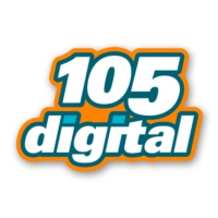 Logo de la radio XHUZ 105 Digital