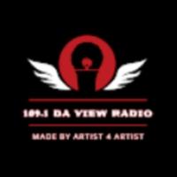 Logo of radio station 109.1 Da View Radio