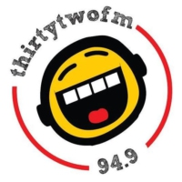 Logo de la radio thirtytwofm 94.9