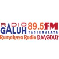 Logo of radio station Radio Galuh 89.5 FM
