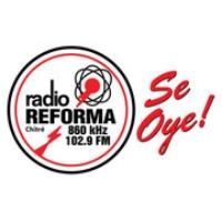 Logo de la radio Radio Reforma