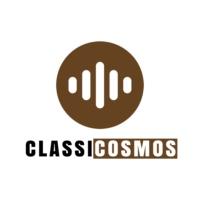 Logo of radio station ClassiCosmos