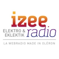 Logo of radio station izee radio