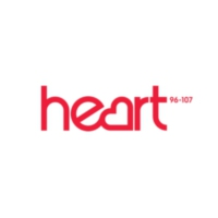Logo of radio station Heart Suffolk