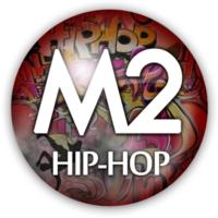 Logo of radio station M2 HIP-HOP