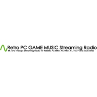 Logo de la radio Retro PC Game