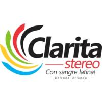 Logo of radio station Clarita Stereo