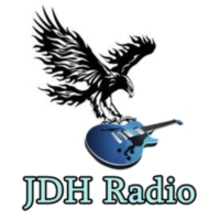 Logo of radio station JDH Radio - Radio Hallyday