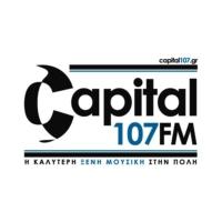 Logo of radio station Capital 107