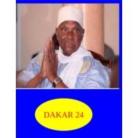 Logo of radio station Radio Dakar 24