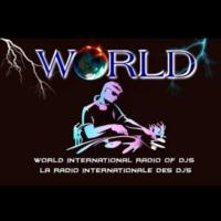 Logo de la radio World International Radio Of Dj's