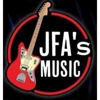 Logo of radio station JFA's Music
