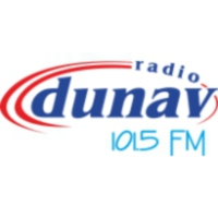 Logo of radio station Radio Dunav Vukovar