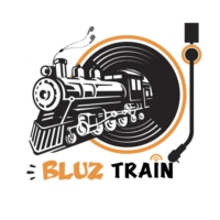 Logo of radio station Bluz Train