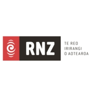Logo of radio station RNZ International