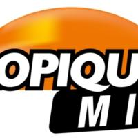 Logo of radio station Tropiques Mix