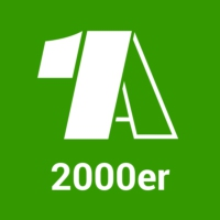 Logo of radio station - 1A 2000er -