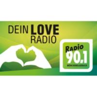 Logo de la radio Radio 90.1 – Dein Love Radio