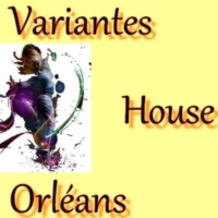 Logo of radio station Variantes House Orléans