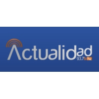 Logo of radio station Actualidad 93.7 Mhz