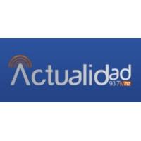 Logo de la radio Actualidad 93.7 Mhz