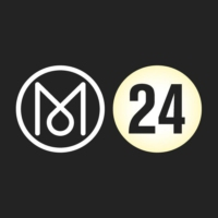 Logo of radio station Monocle 24