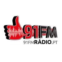 Logo de la radio 91 FM Rádio