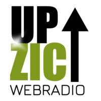 Logo of radio station UP ZIC Radio